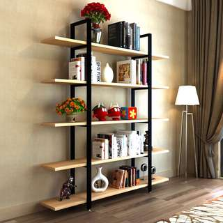 Book Shelf Display Rack Furniture
