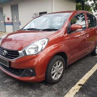 Kereta Sewa Perodua Myvi Car Rental 0192057878