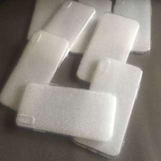 Iphone X 電話殼 殼 透明殼 手機殼 軟殼 全包殼