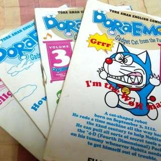 Doraemon English