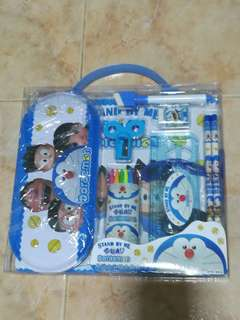 Doraemon Stationery Set (Brand New)
