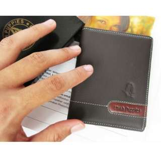 Sale! hush puppies wallet import pria dompet new