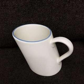 Gelas keramik besar