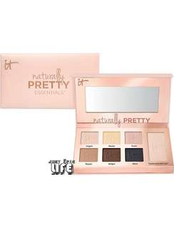 IT COSMETICS Naturally Pretty Essentials Your Superhero Eyes Must-Have Eye Set