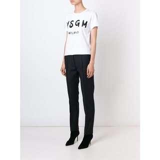 🚚 MSGM T恤