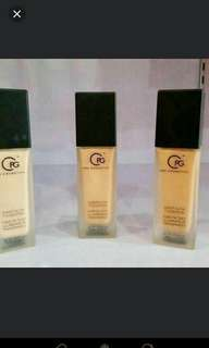 CPG Cosmetics Liquid Sheer Foundation