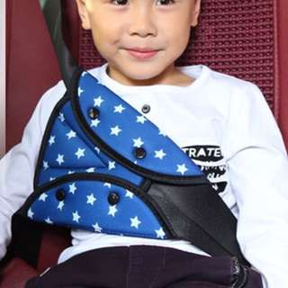 Car triangle Safety Seat Belt Adjuster pad for Kid