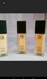 CPG Cosmetics Liquid Sheer Glow Foundation