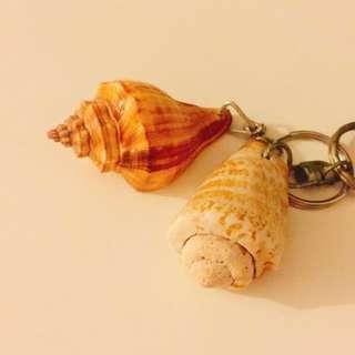 泰國 貝殼掛飾(每個$15)