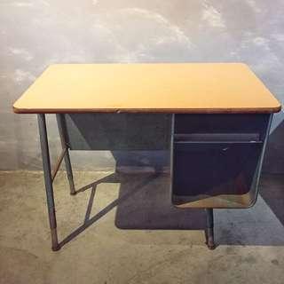 美國早期學生桌