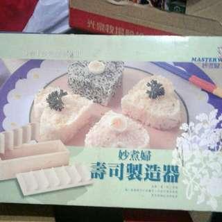 妙煮婦  壽司製造器   3合1多造型套組裝