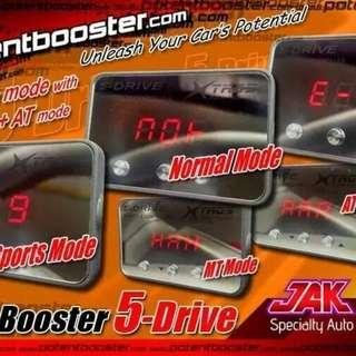 Potent Booster 5-drive ATR