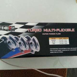 "TURBO MULTI FLEX TUBES 3""INCH"