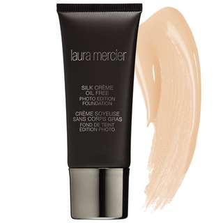 Laura Mercier Silk Creme Oil free Photo Edition Foundation