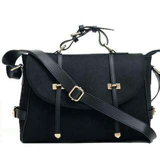 Black Korean Bag