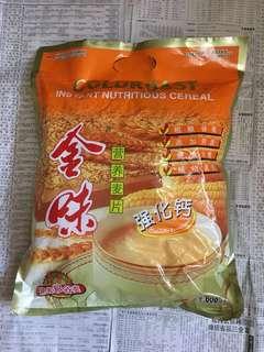 金味營養麥片(強化鈣)20包