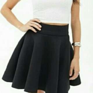 BN Factorie Black Skater Skirt