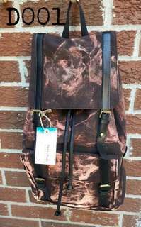 Backpack for summer