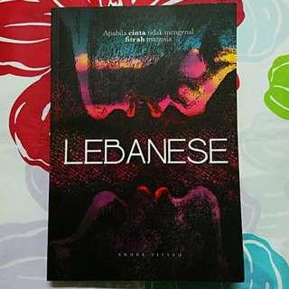 BUKU POJOK Lebanese