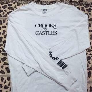 Crooks & Castles LS Tee
