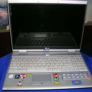 LG laptop 15 in