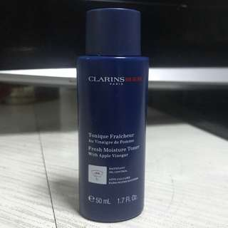 Clarins Men Fresh Moisture Toner