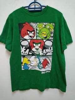 Tshirt angry bird
