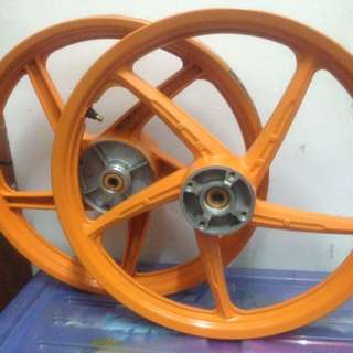 Sportrim Honda threestick, Orange