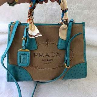 Prada Authenticity card included