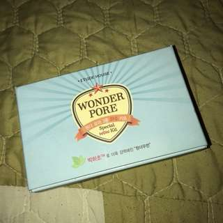 Etude House Wonder Pore KIT (Special wow kit)