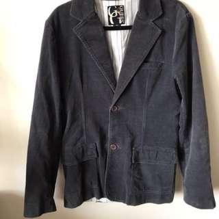 Men's Guess blazer: size M