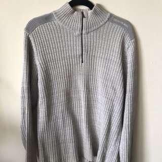 Men's Calvin Klein sweater: size M