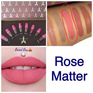 Jeffree Star Rose Matter