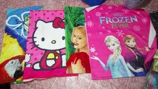 Cartoons towel