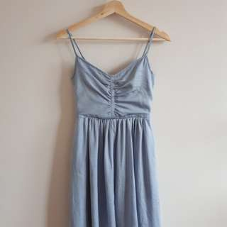 Banana Republic Blue Dress 00P