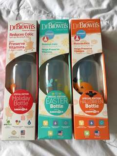 Dr browns limited edition bottles