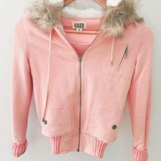 Girls Sz8 City Beach Jacket