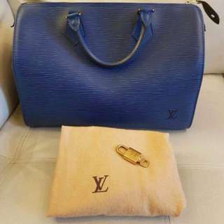 Authentic Louis Vuitton Epi Bag
