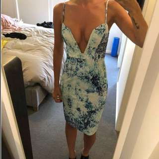 Blossom party dress