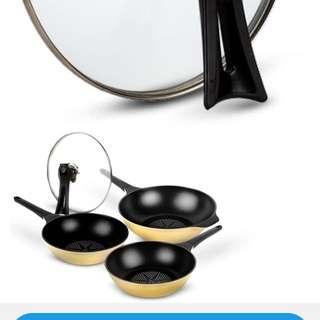Coocan gold wok