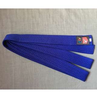 Kix Taekwondo PTA Official Blue Belt (Large)