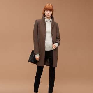 *PRICE DROP* Aritzia Wilfred Cocoon Coat xxs