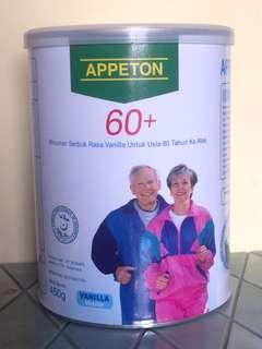Appeton 60+