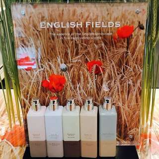 Auth Jo Malone | Limited Edition English Fields | Avail for Pre-Order