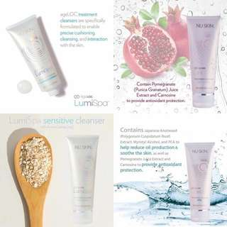 Lumispa cleanser