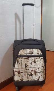 """20"""" Soft Case Luggage"""