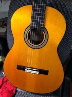 Lester Devoe Classical Guitar 2012