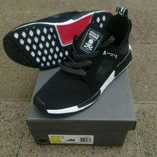 Adidas NMD XR1 x mastermind japan black white premium quality