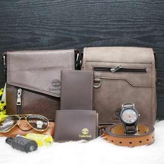 SET 9 IN 1 TIMBERLAND  ( LIMITED STOCK )