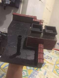 Marvel Diorama Base